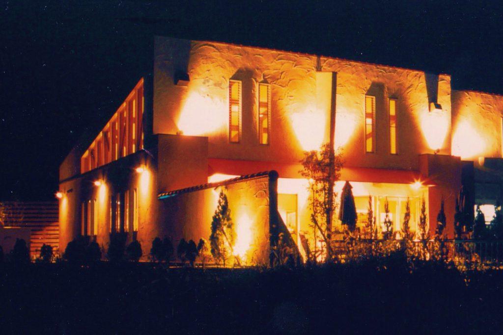 旧パルムドール 夜