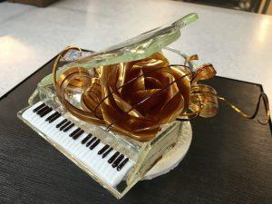 ピアノ飴細工